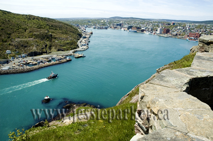 The Narrows,St Johns,NF